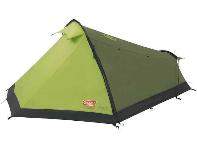 Coleman Aravis 3 Tent, khaki/green